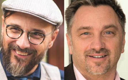 René Eugster und Norbert Lustig neu im DMVÖ-Vorstand