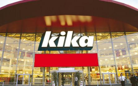 kika/Leiner-Mutter Steinhoff steigerte Gewinn
