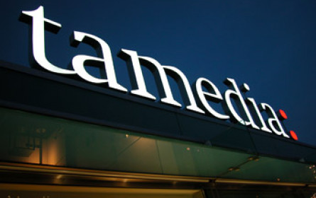 Tamedia: Gewinnrückgang um ein Fünftel