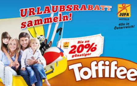 Reichl und Partner: Sammelpromotion für Toffifee