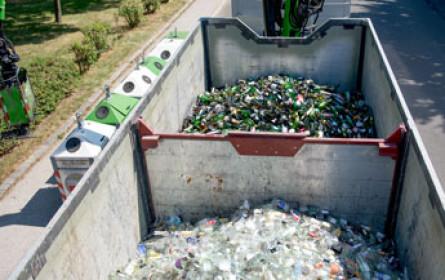 Glasrecycling auf Erfolgskurs