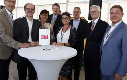3M feiert fünf Jahre Innovation in Villach