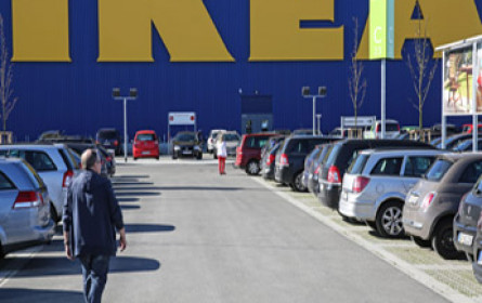 Ikea steigert weltweiten Umsatz um 7,1 Prozent