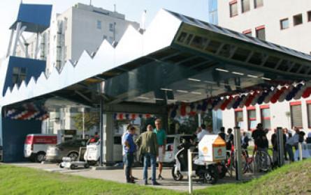 "Tower of Power: Wiens erste ""E-Ausbildungs-Tankstelle"""