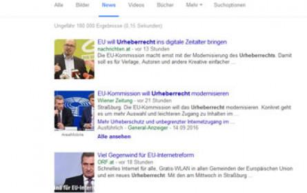 EU-Kommission will Urheberrecht modernisieren