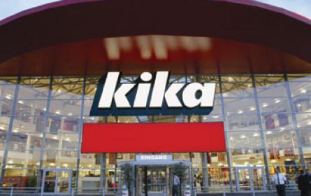kika investiert in Tschechien