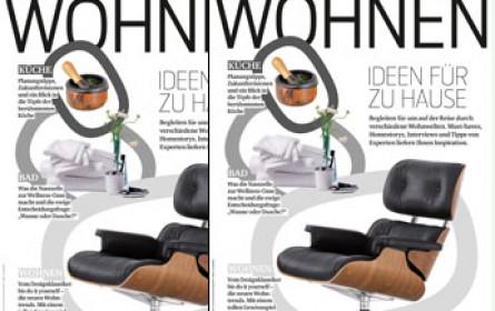 """""""Kurier""""-Magazin """"Wohnen"""" erscheint"""