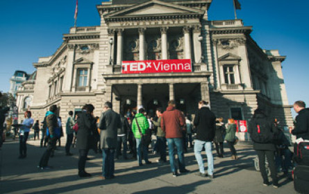 TEDxVienna holt Ideen ins Volkstheater