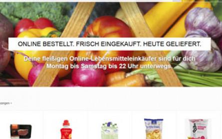 Yipbee erledigt Supermarkteinkauf