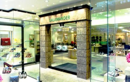 Salamander-Kundinnen designen selbst