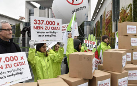 Deutsches Verfassungsgericht als Hürde für CETA?