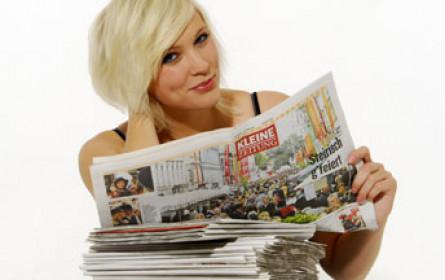 """""""Kleine Zeitung"""" verpasst sich neuen Look"""