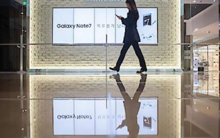Samsung zieht die Notbremse