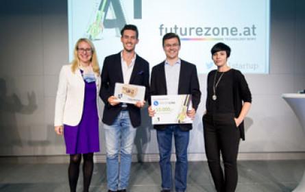 Helferline ist Austria's Next Top Start Up 2016