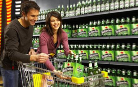 Währungseffekte trüben Heinekens Sommerbilanz