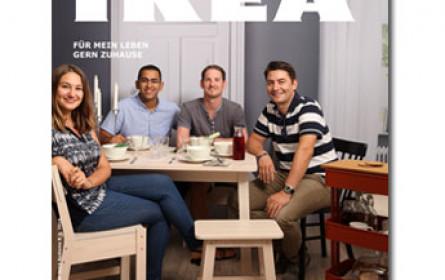 "Ikea Family Covershooting: ""Marketing der Zukunft"""