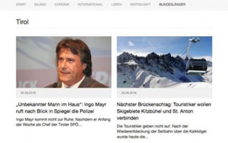 """Viel Neues im Westen: Die """"Tagespresse"""" setzt auf Regionalisierung"""