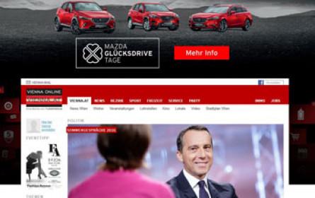 Mazda setzt auf das neue Fireplace Ad expandable