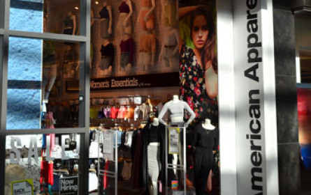 Modekette American Apparel ist erneut pleite