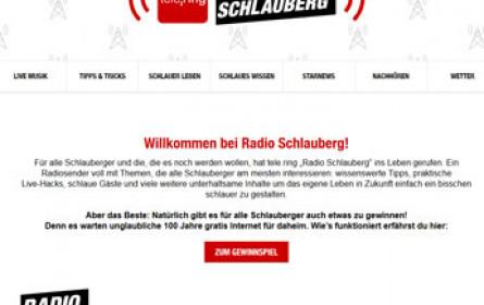 tele.ring macht Radio Schlauberg