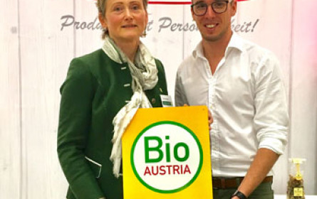 Bio Austria stellt neu gestalteten Bio-Webshop vor