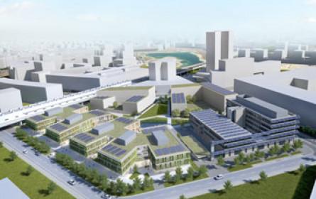 Neue Technologie-Großprojekte in der Seestadt Aspern