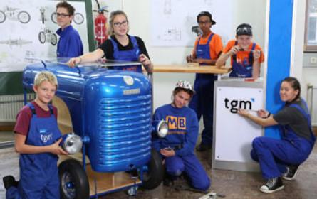 Schüler werden Industrie-Designer