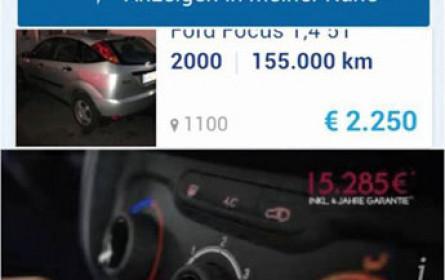 Fiat setzt auf mobile User