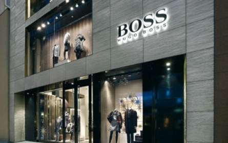 Hugo Boss strafft Sortiment