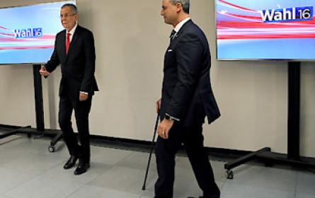 BP-Wahl: Knapp vier Millionen verfolgten Berichterstattung im ORF