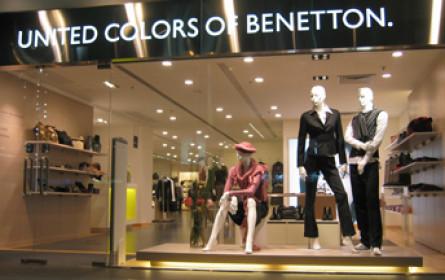 Benetton: Jobkürzungen und Auslagerung von Sisley