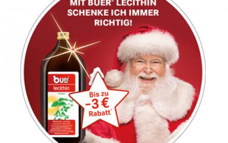 wundermild bringt Weihnachtsmann zurück