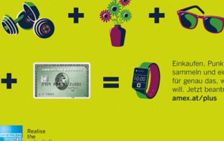 American Express startet Kampagne für Green Card