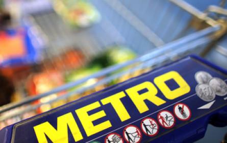 Metro steigert den Gewinn