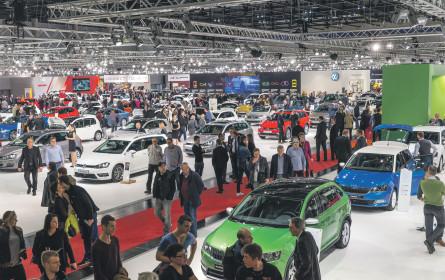 Vienna Autoshow: Neuheiten-Feuerwerk zum 10. Jubiläum