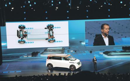 Jede Menge neue Elektro-Fahrzeuge