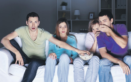 Fernsehen – der Liebling im heimischen Wohnzimmer