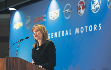 General Motors mit rosiger Zukunft