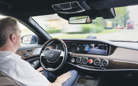 """Das Rennen der """"Auto-Piloten"""""""