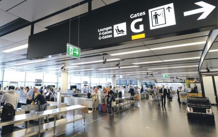 Vienna Airport mit Passagier-Rekord