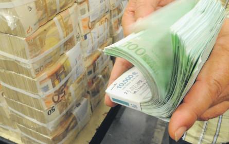 Die wunderbare Welt des Bargelds