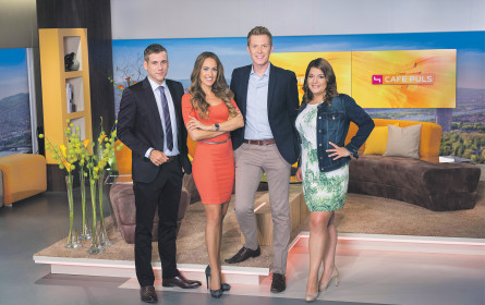 Puls 4: Gut gerüstet für das Fernsehjahr 2016