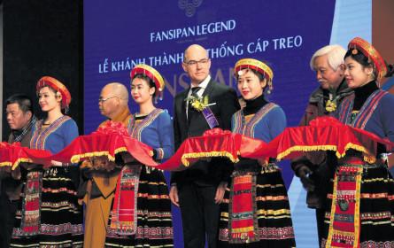 Vietnam will hoch hinaus