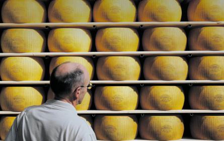 Käse und Wein geb ich für Kredite fein