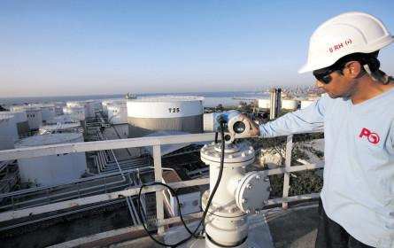 Ölkonzerne in der Krise