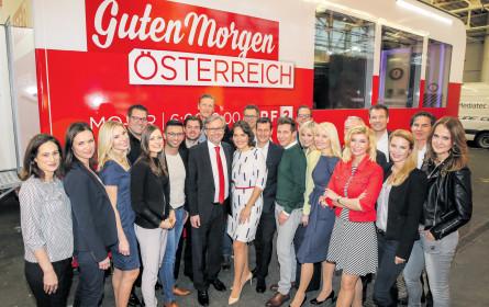 """""""Guten Morgen Österreich"""" schließt die Programmlücke"""