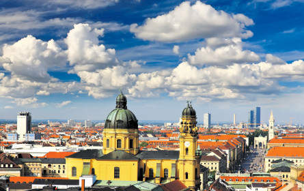 Digital-Trophäe geht an München
