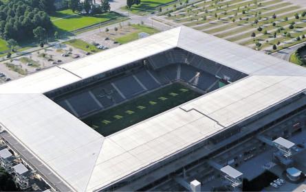 Top-Fußball-Infrastruktur