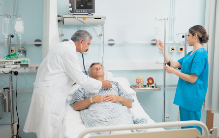 Krankenhäuser unter Druck