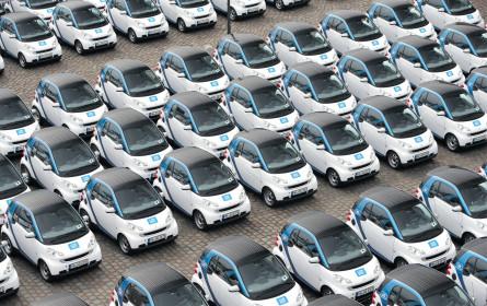 Carsharing entwickelt sich zum Milliardengeschäft